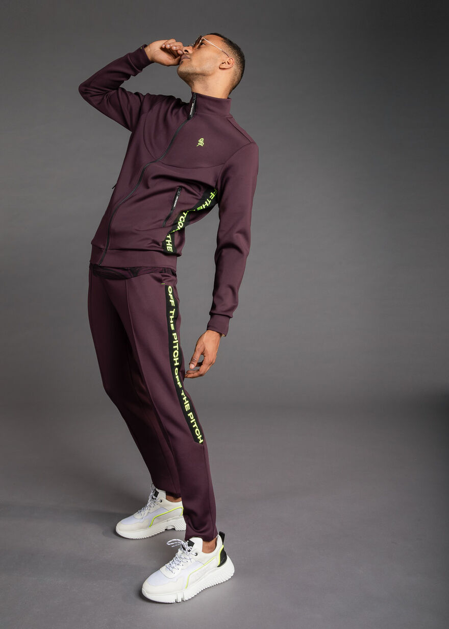 The Ruler Suit, Brown, hi-res