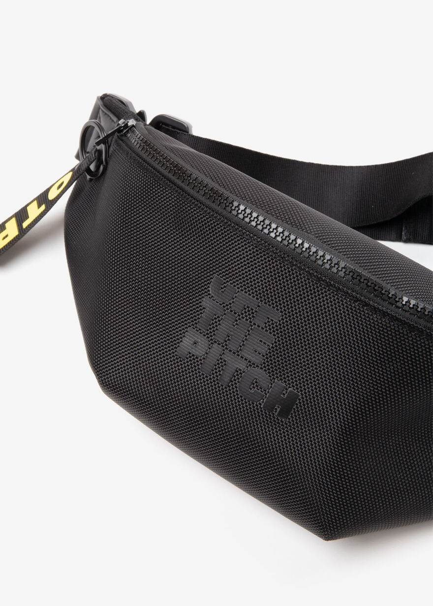 The Ruler Waist pack, Black, hi-res