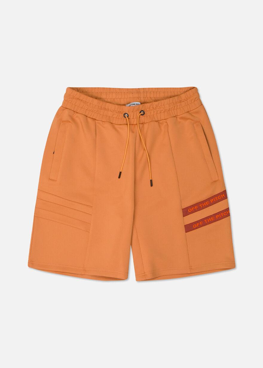 The Mercury Short - Black - 92% Polyester 8% Elast, Orange, hi-res