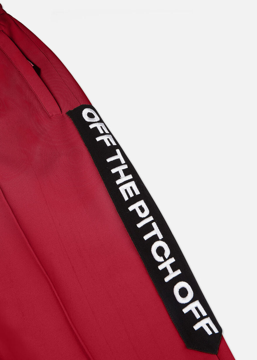 The Soul Track Pant, Red, hi-res