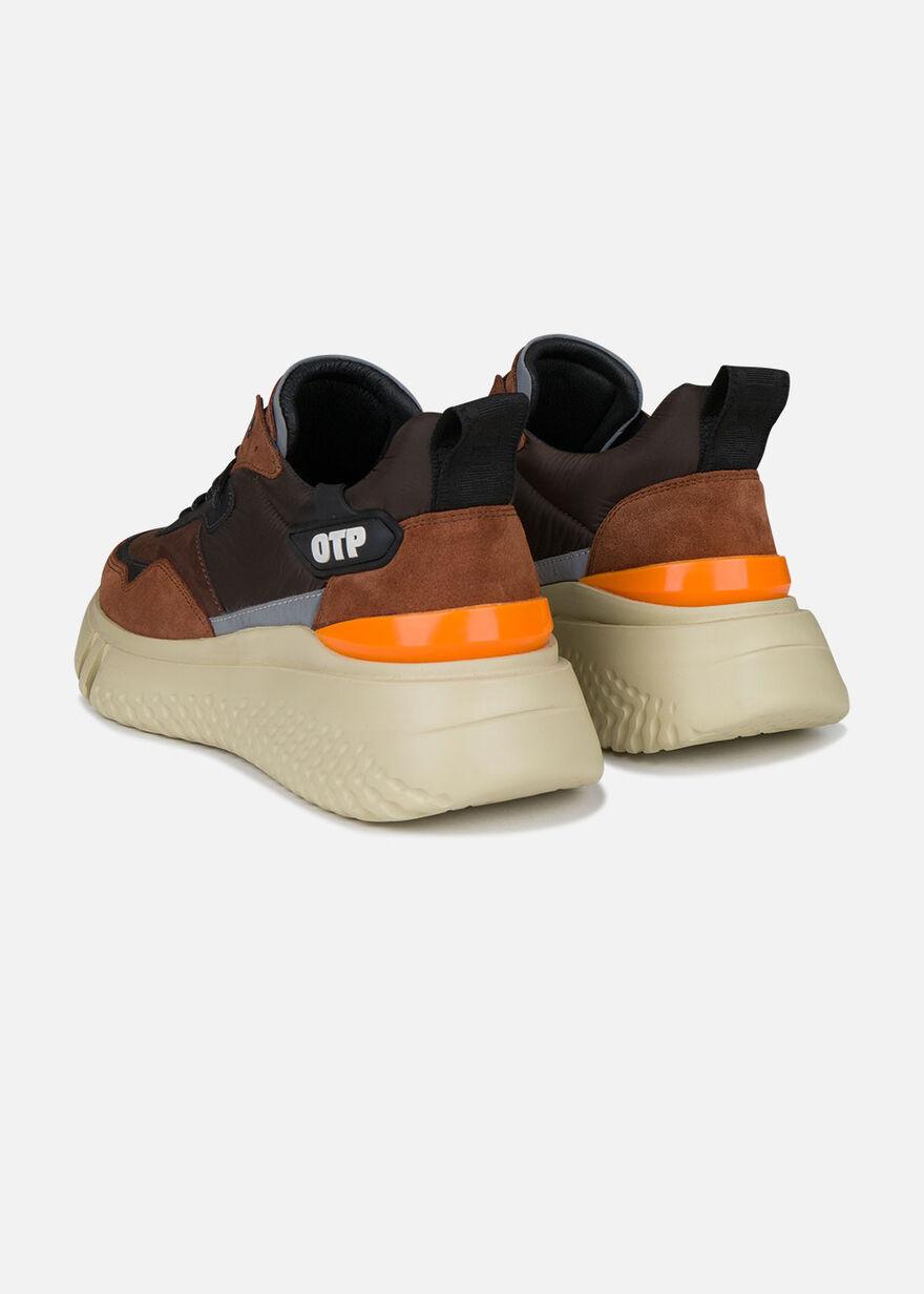 Crunch Runner, Brown/Orange, hi-res
