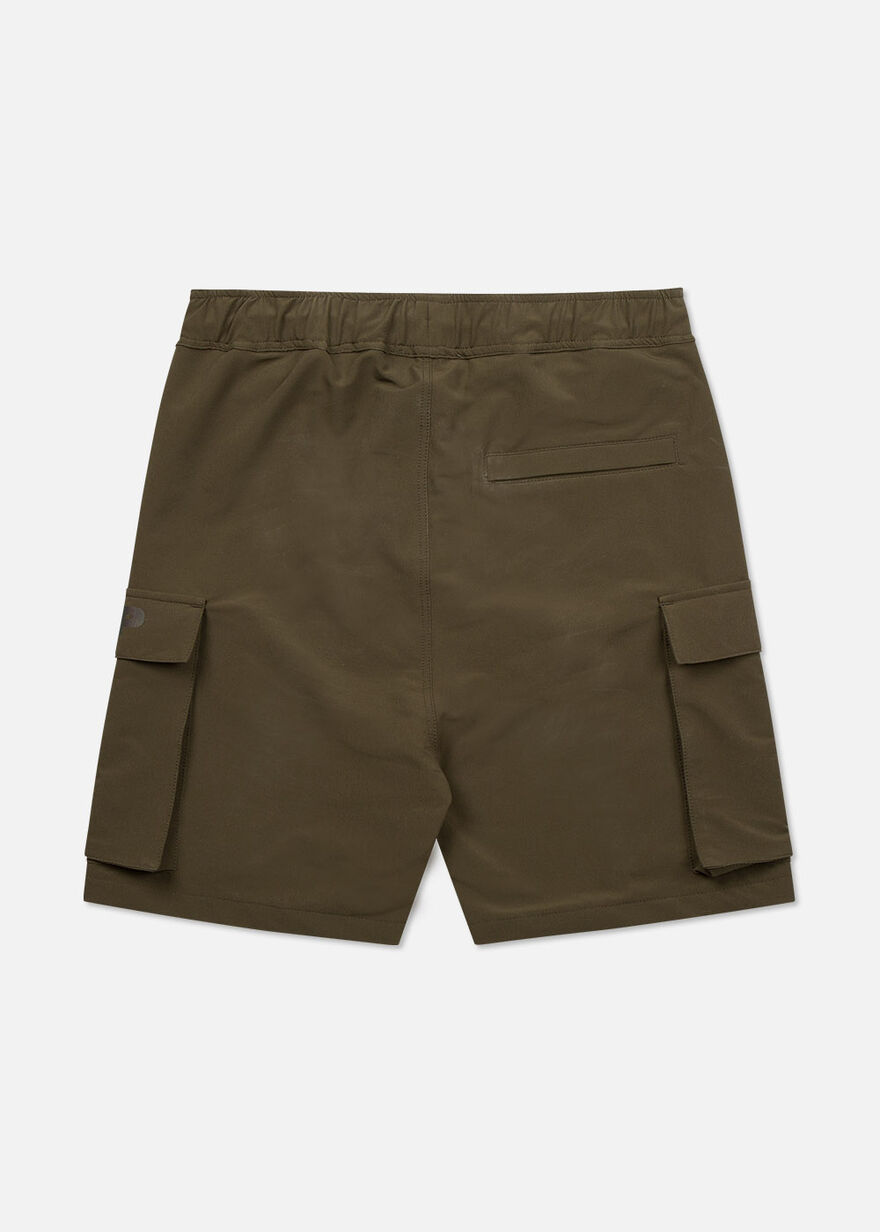 The Jupiter Short - Green - 100% Polyester, Green, hi-res