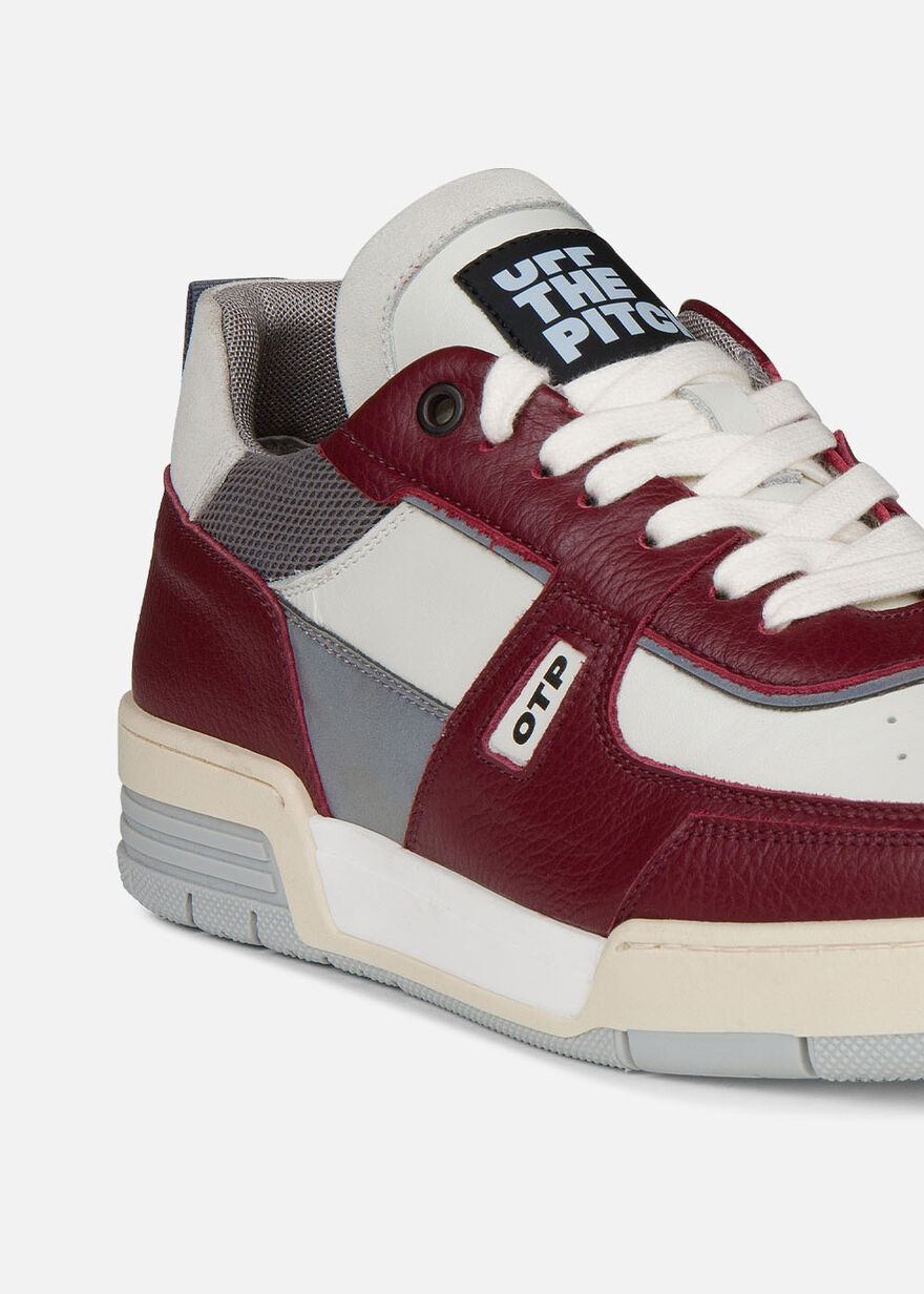 Basketta Lo, Red/White, hi-res