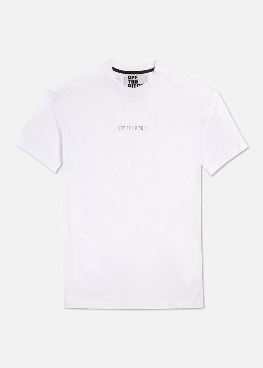 Stay Silver Tee, White, hi-res