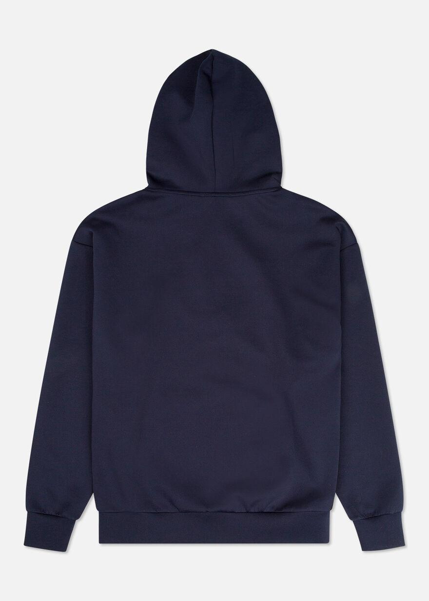 The Soul Halfzip Hood, Navy, hi-res