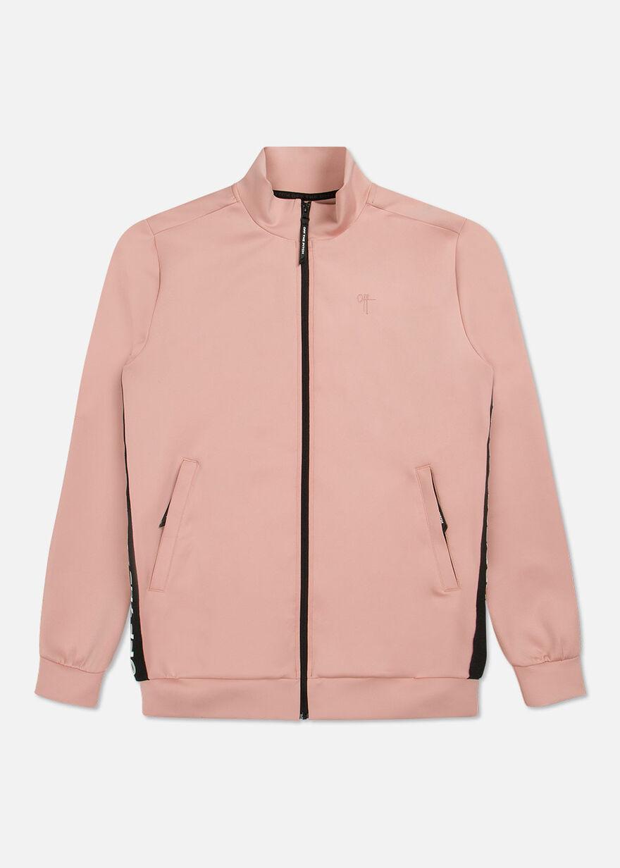 The Soul Track Jacket, Pink, hi-res