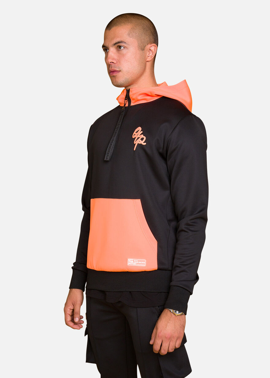 Basic Bright Tracktop, Black/Red, hi-res