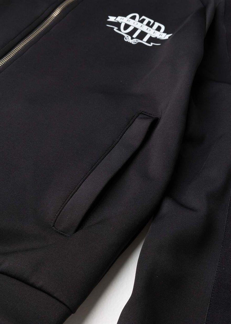 OTP BL Crop Jacket, Black, hi-res