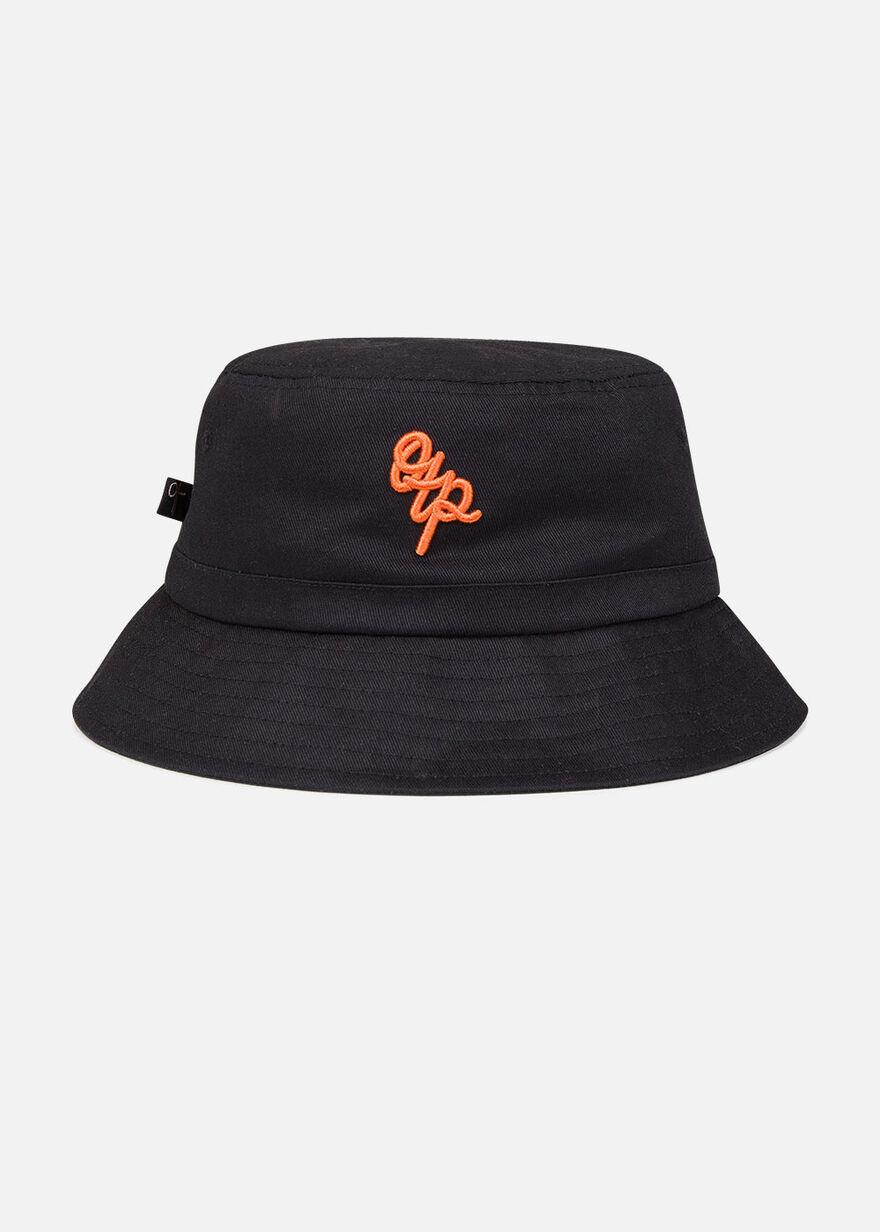 The Quest Bucket hat, Black, hi-res
