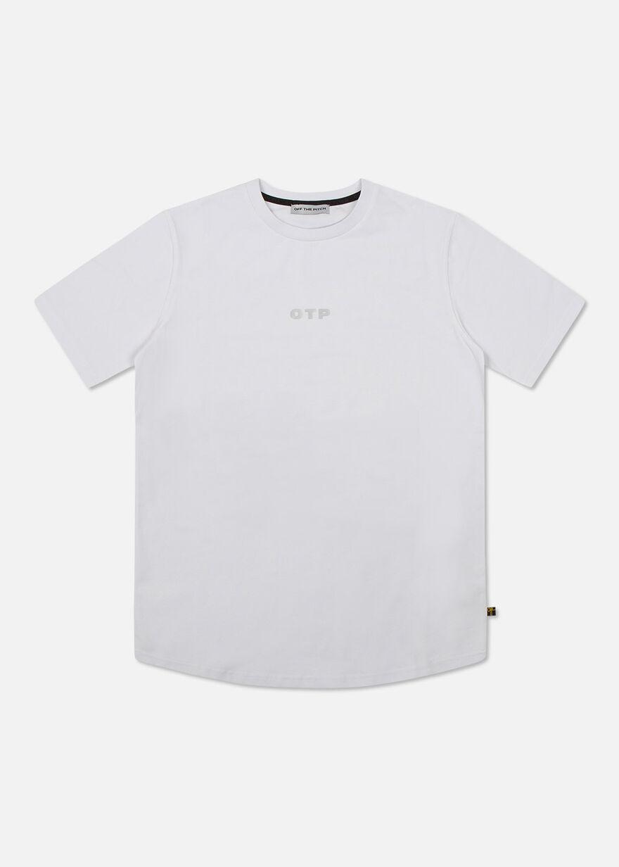 The Galaxy Slimfit Tee - White - 100% Cotton, White, hi-res