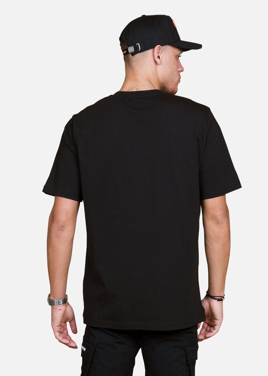 Corporate Tee, Black, hi-res