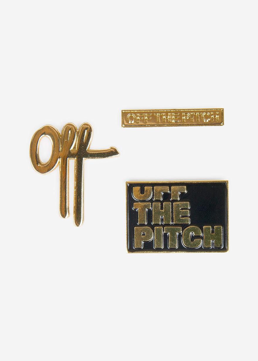 OTP Pins Set, Grey, hi-res