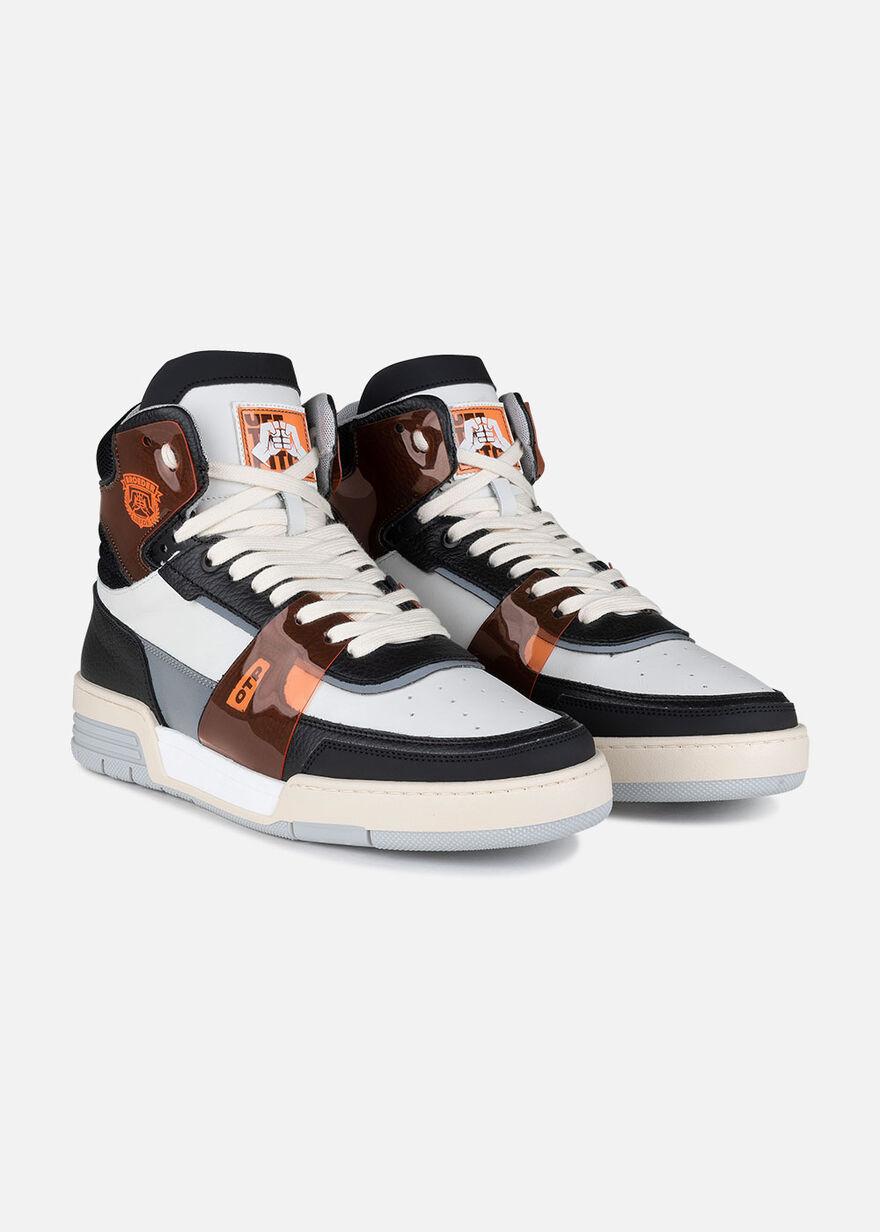 Basketta Hi BL, Black/Orange, hi-res