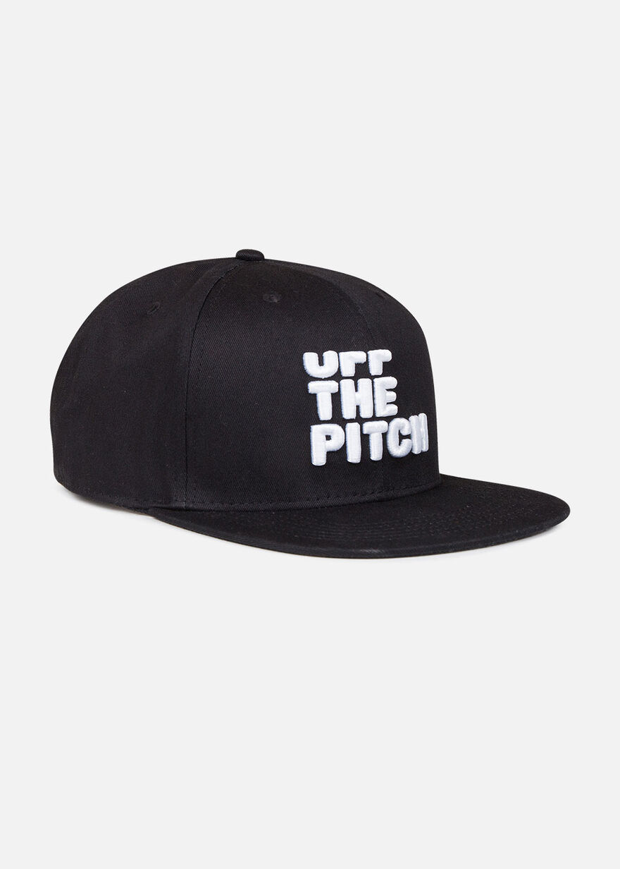 The Corporate Snapback, Black, hi-res