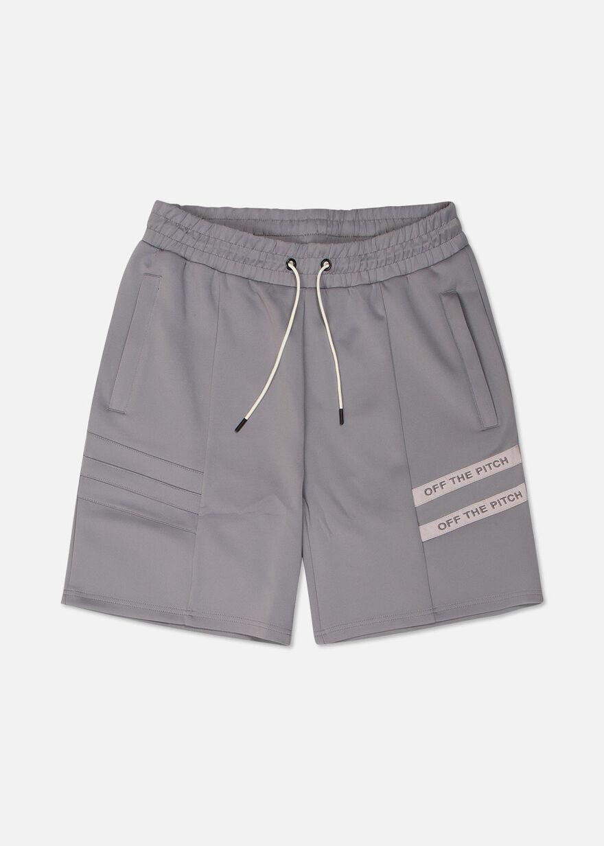 The Mercury Short - Black - 92% Polyester 8% Elast, Grey, hi-res