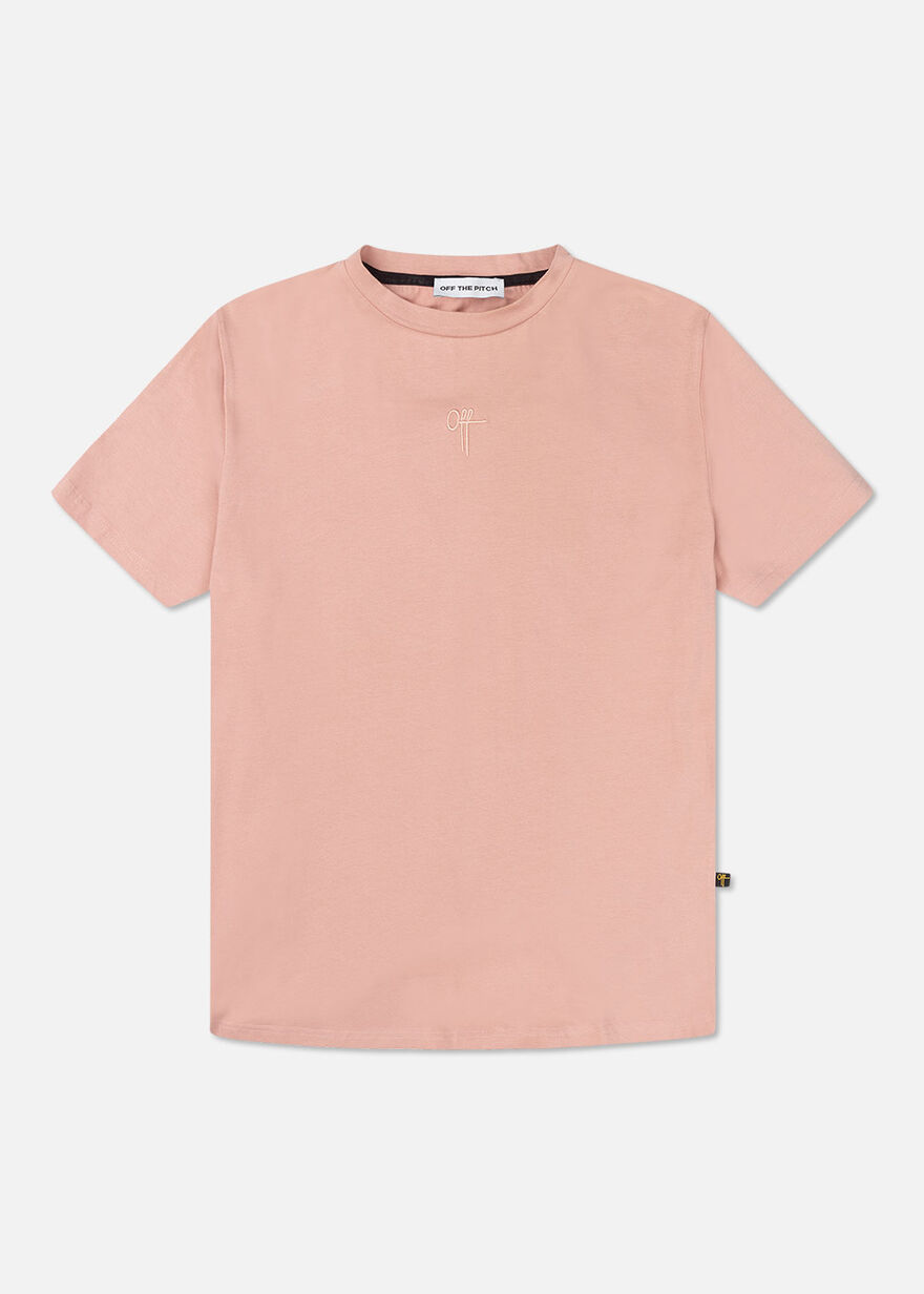 The Soul Slimfit Tee, Pink/Miscellaneous, hi-res