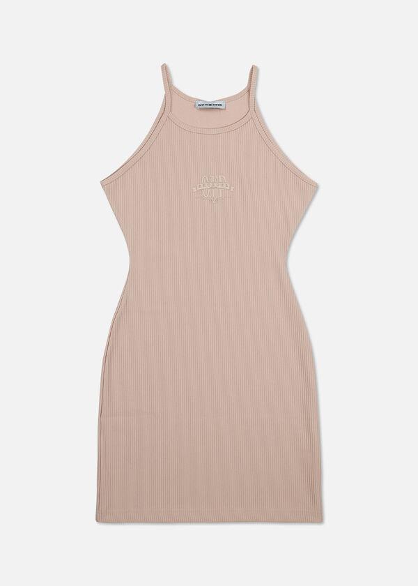 OTP x Broederliefde Shoulderless Dress