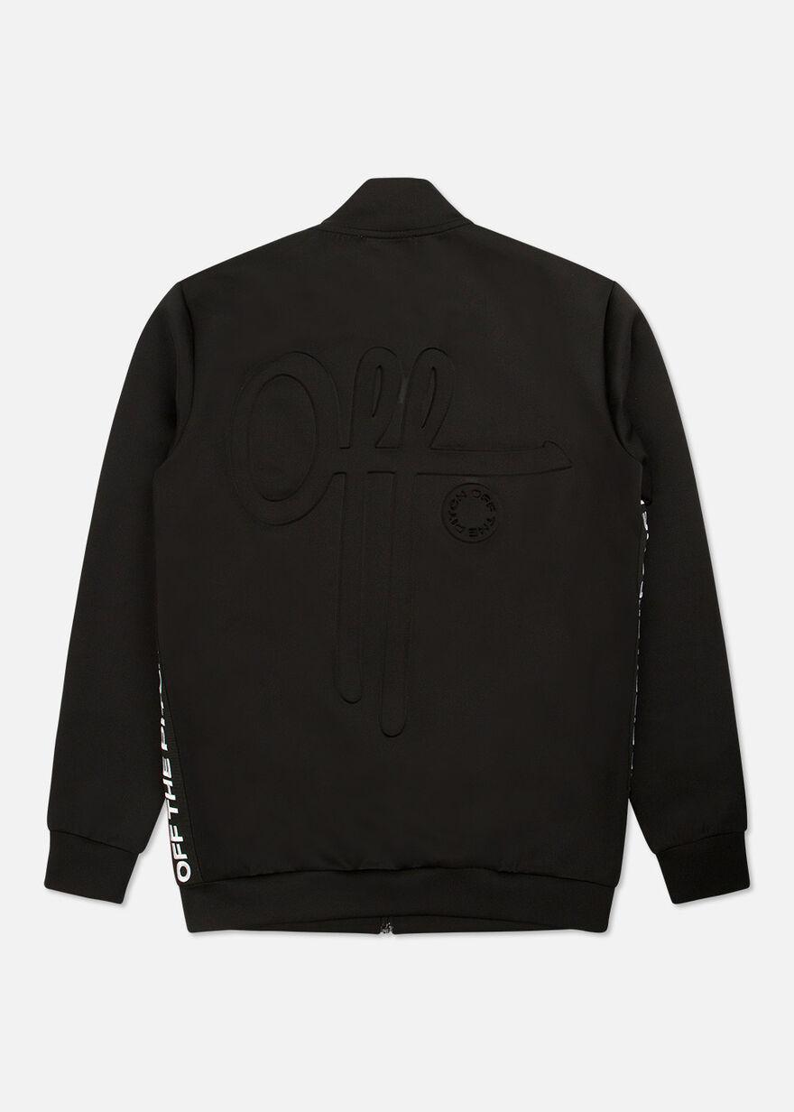 The Soul Track Jacket, Black, hi-res