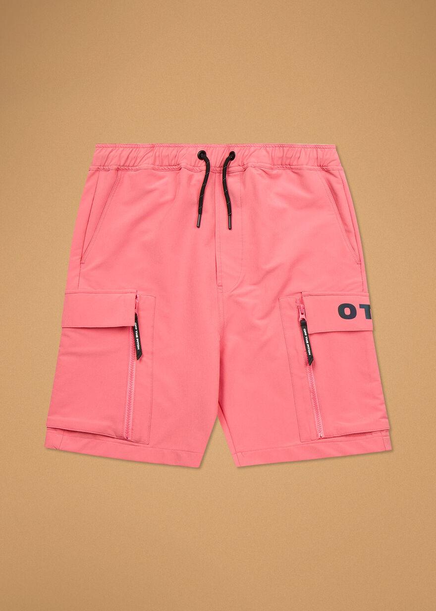 The Jupiter Short - Green - 100% Polyester, Pink, hi-res