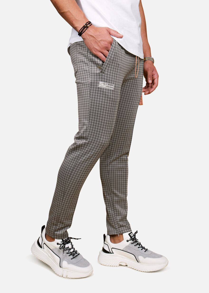 PEA De Poeh Pants, Grey/Black, hi-res