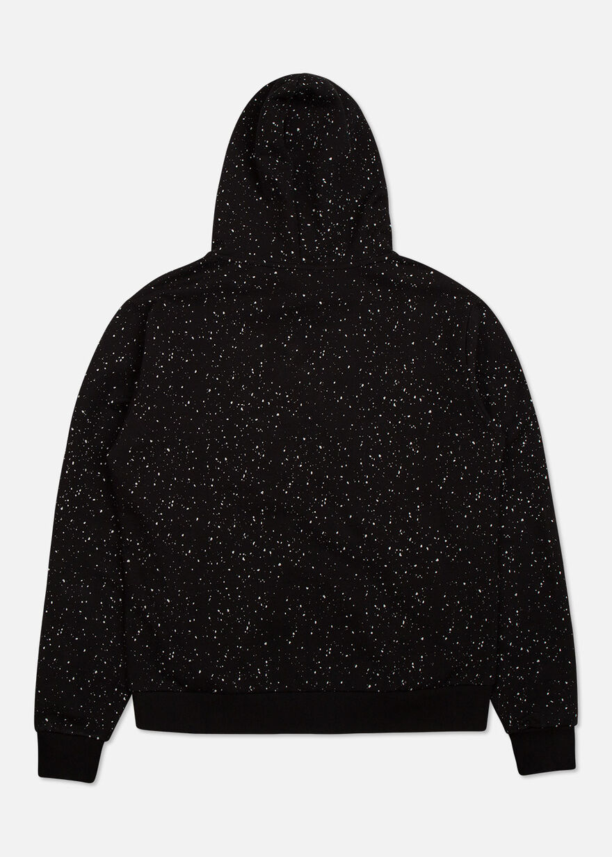 The Cosmic Hood - Black - 100% Cotton, Black, hi-res