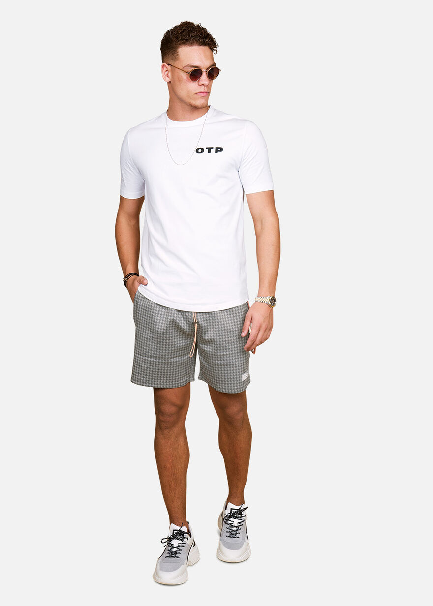 PEA De Poeh Short, Grey/Black, hi-res