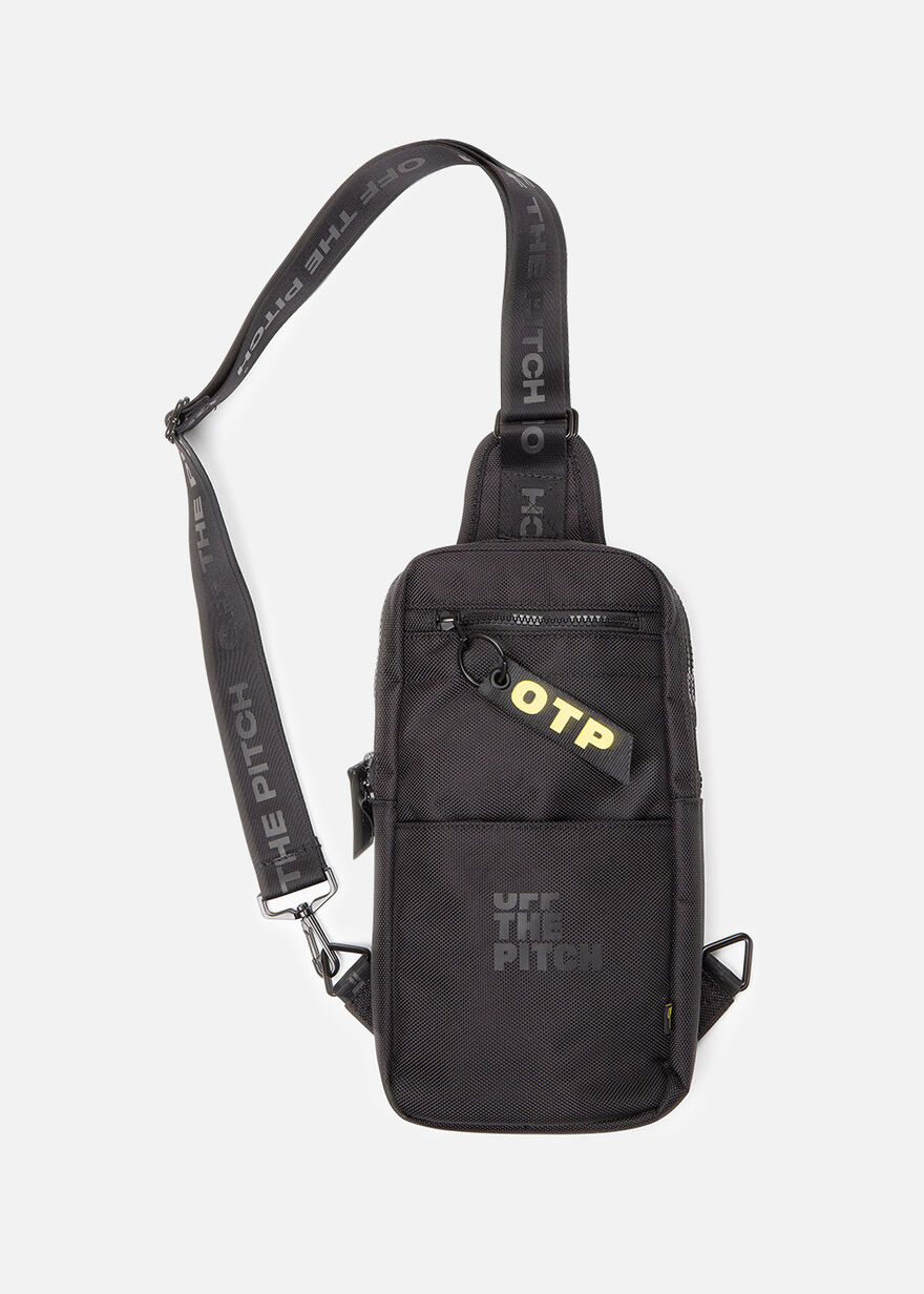 The Ruler Cross body, Black, hi-res