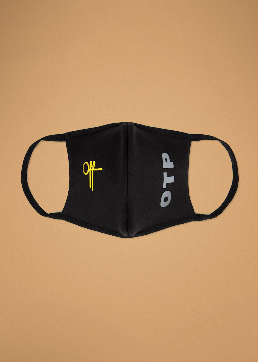 The Facemask, Black, hi-res