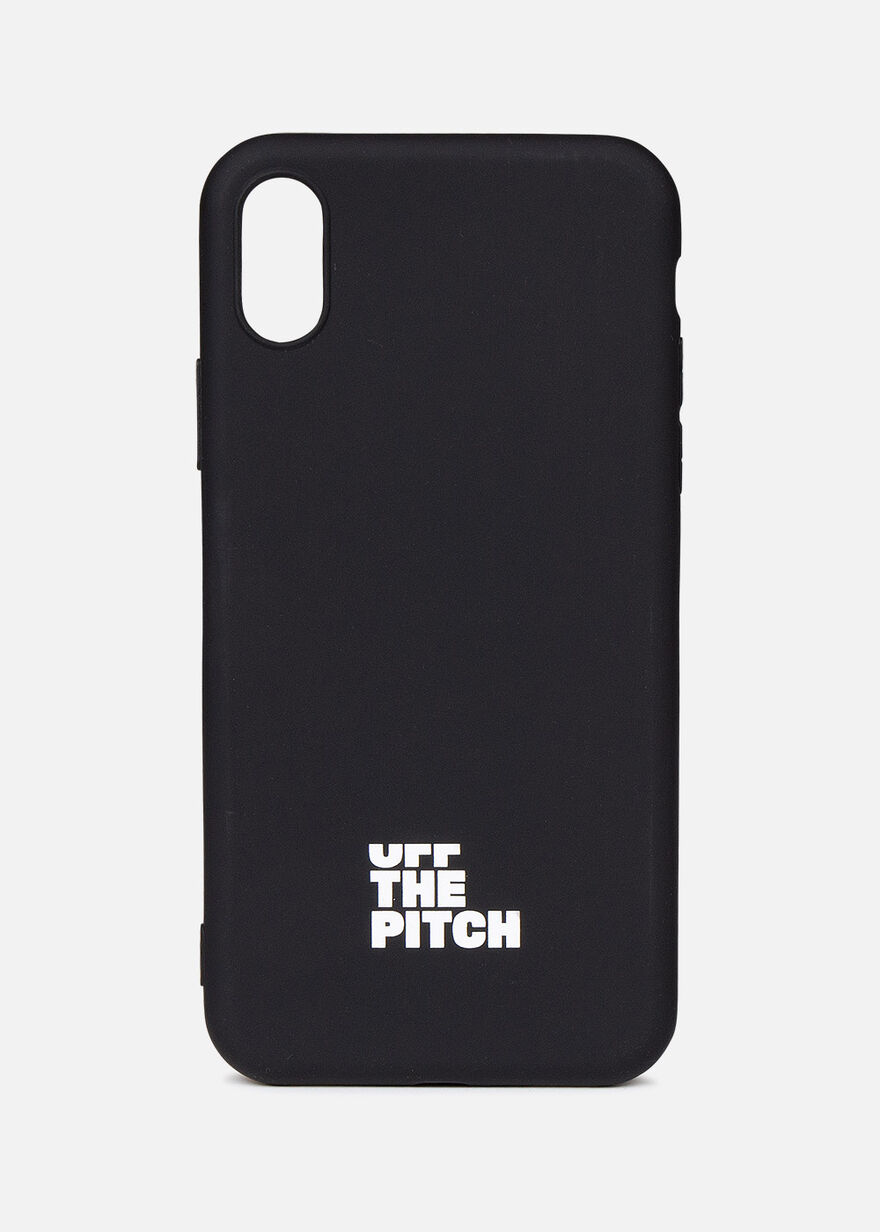 iPhone XS Case, Black/Miscellaneous, hi-res