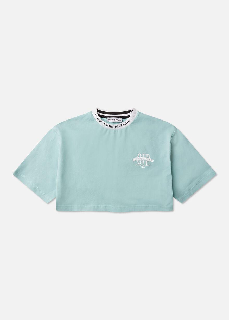 OTP BL Crop T-shirt, Green, hi-res