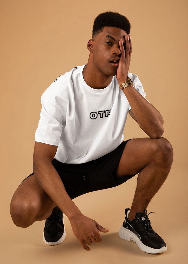 The Pitch 2.0 Oversized Tee