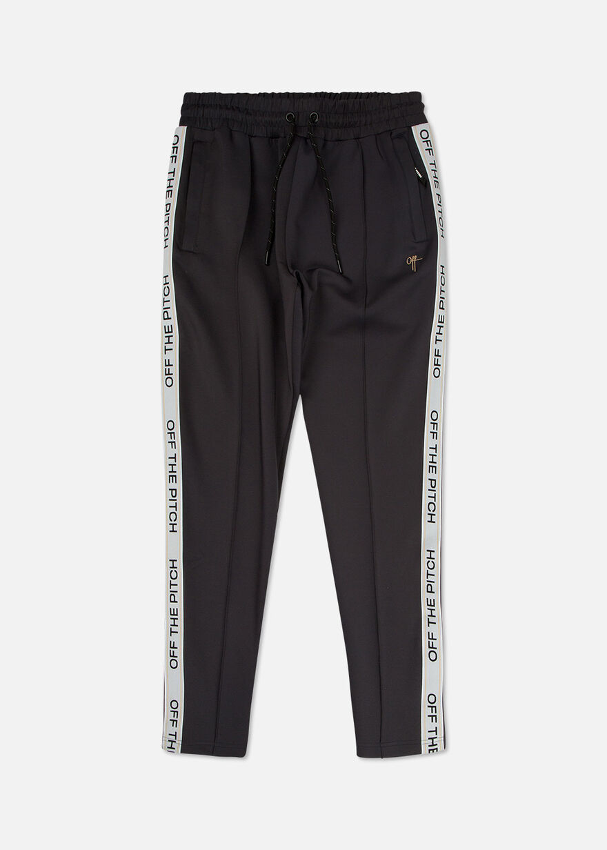 The Fearless Track Pant Solid, Navy, hi-res