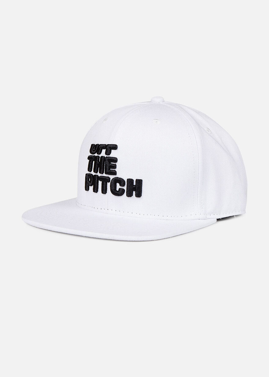 The Corporate Snapback, White, hi-res