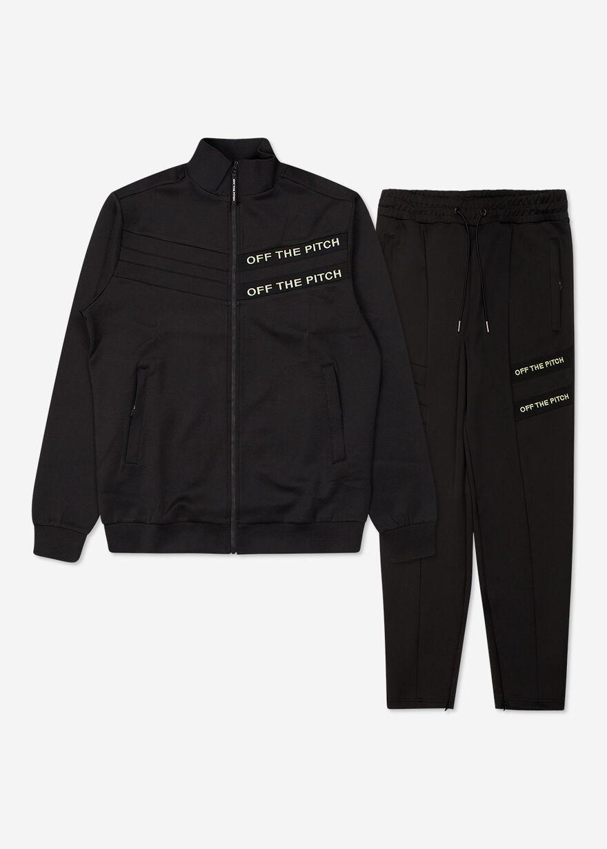 The Mercury Suit - Black - 92% Polyester 8% Elasta, Black, hi-res