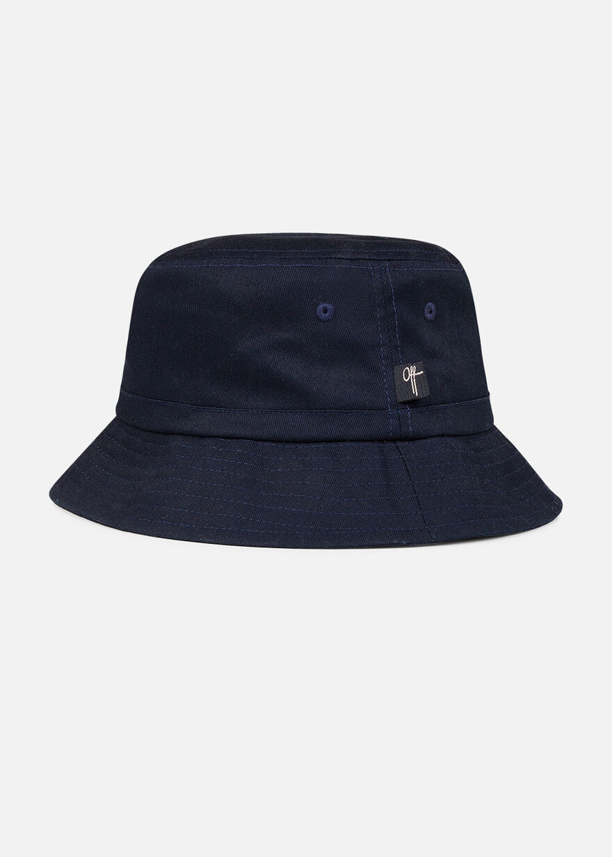 The Quest Bucket hat, Navy, hi-res