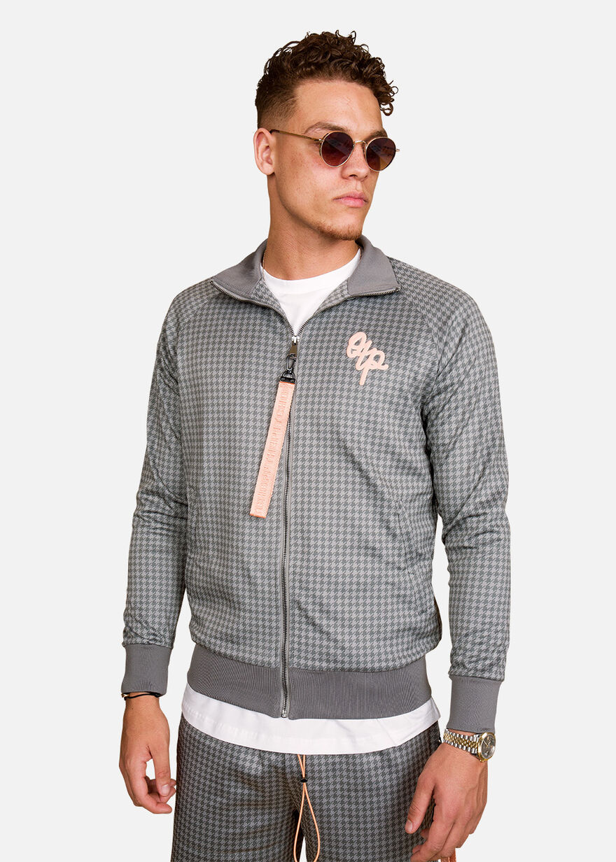 PEA De Poeh Jacket, Grey/Black, hi-res