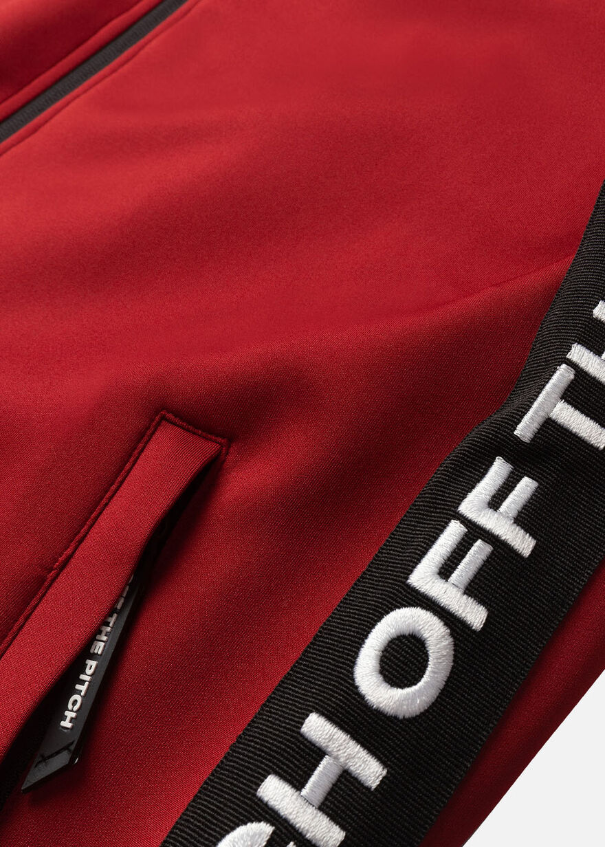 The Soul Track Jacket, Red, hi-res