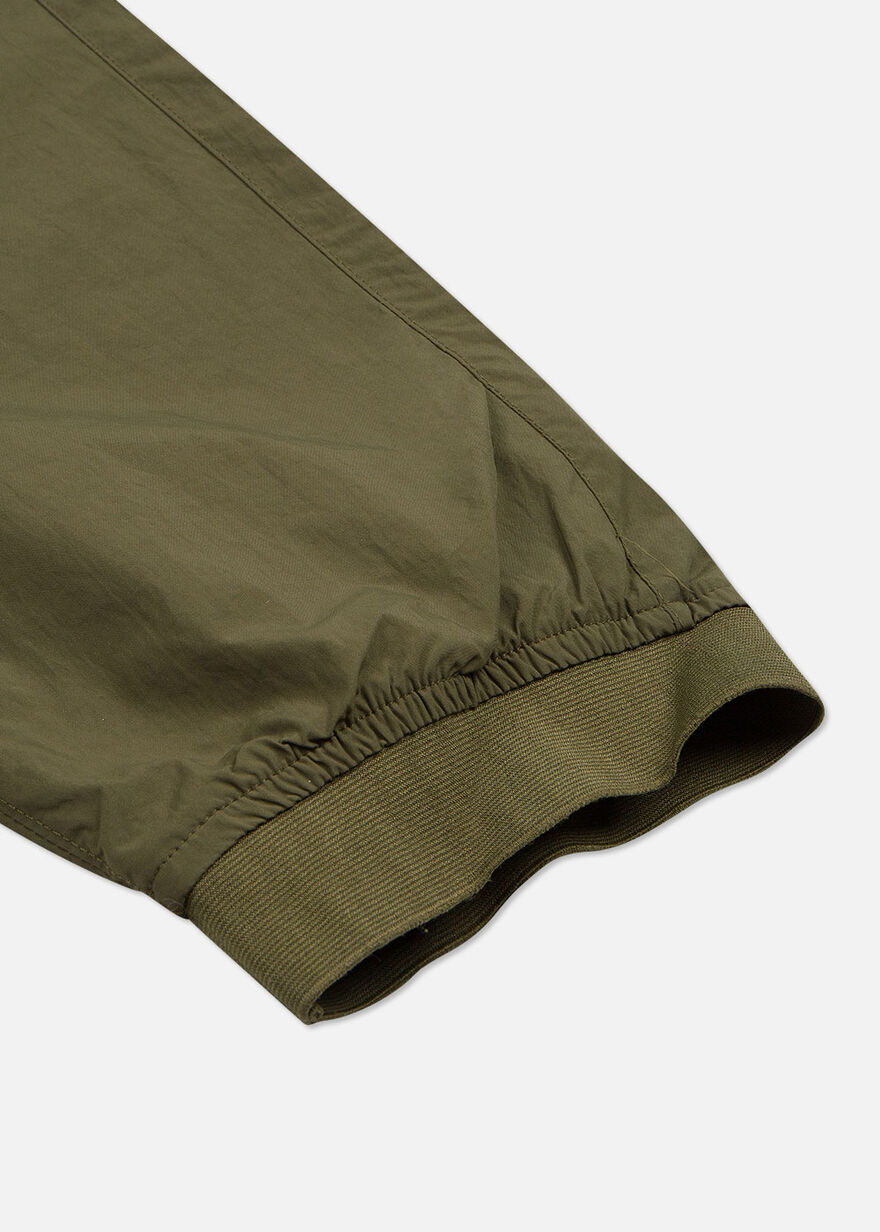 The Comet Cargo Pants - Silver Grey - 100% Polyest, Green, hi-res