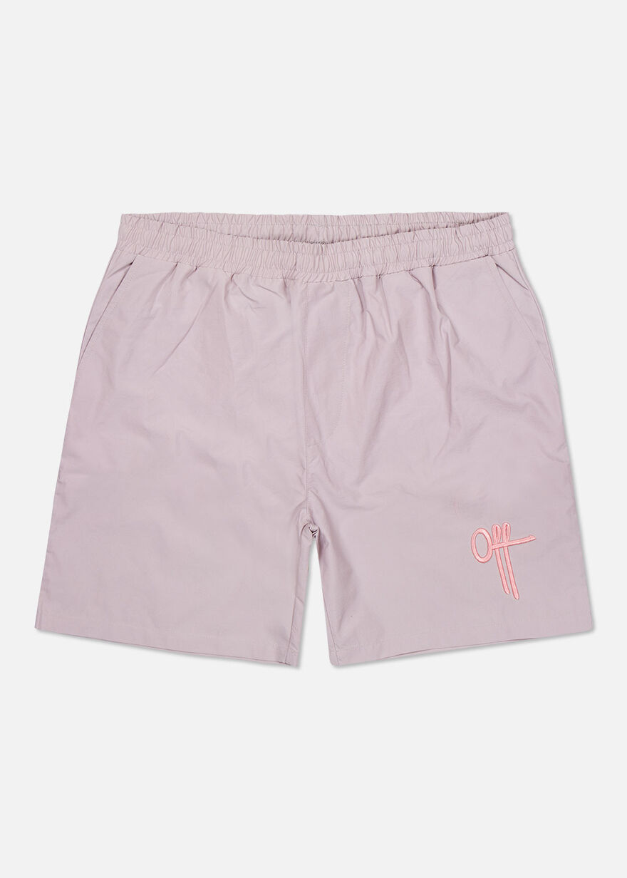 The Comet Short - Silver Grey - 100% Polyester, Silver, hi-res