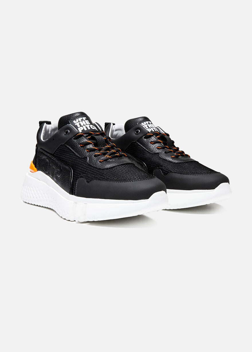 Treble Runner, Black, hi-res