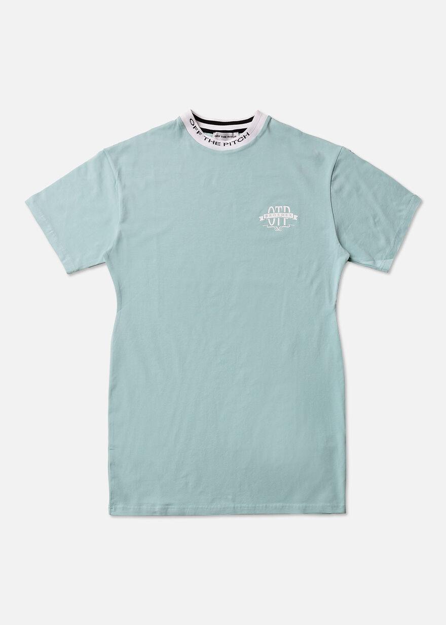 OTP BL T-shirt Dress, Green, hi-res