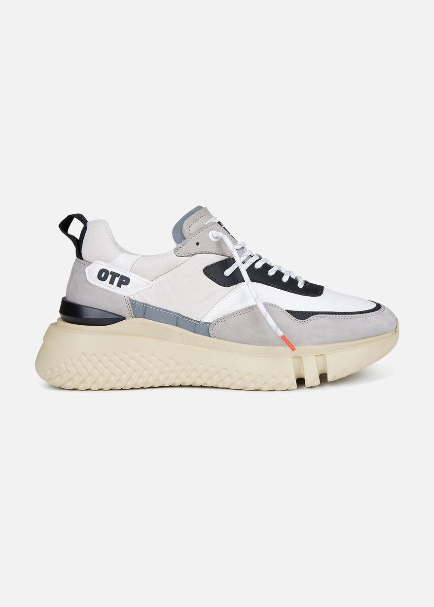 Crunch Runner, White/Grey, hi-res