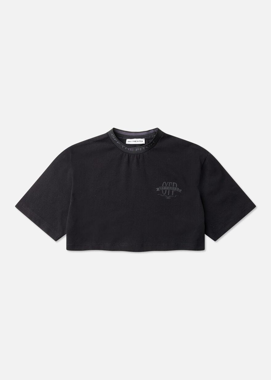 OTP BL Crop T-shirt, Black, hi-res