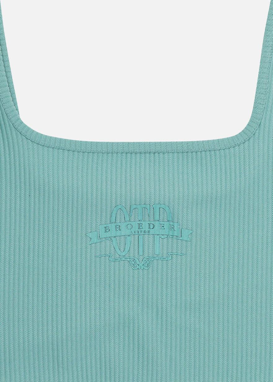 OTP BL Crop Top, Green, hi-res
