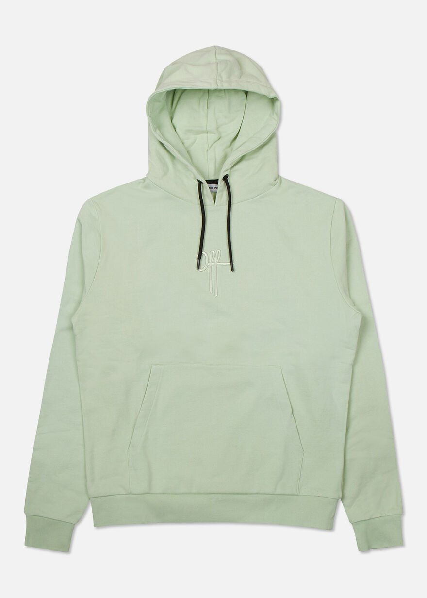 The Earth Hood - Mint - 100% Cotton, Green, hi-res