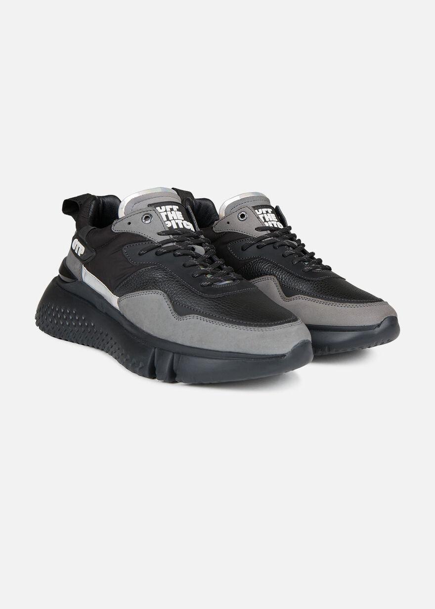 Crunch Runner, Black/Grey, hi-res